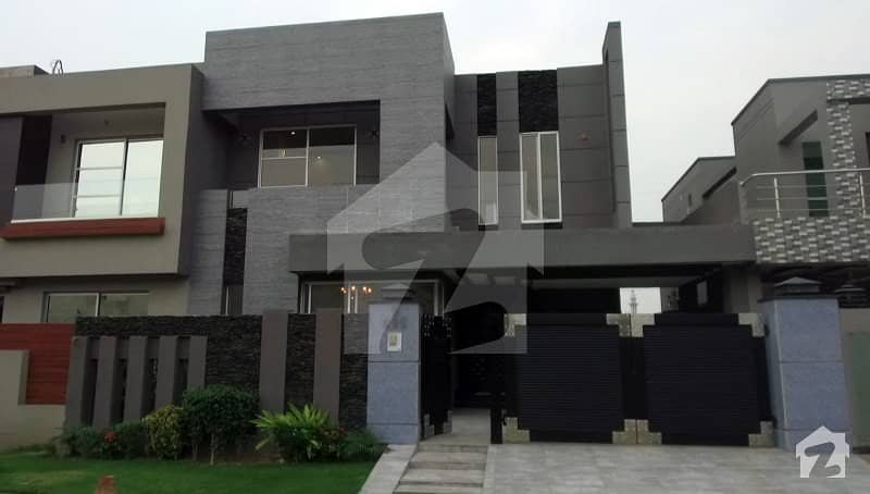 10 Marla Brand New Owner Built Luxury Villa For Sale In G Block Of State Life Phase 1