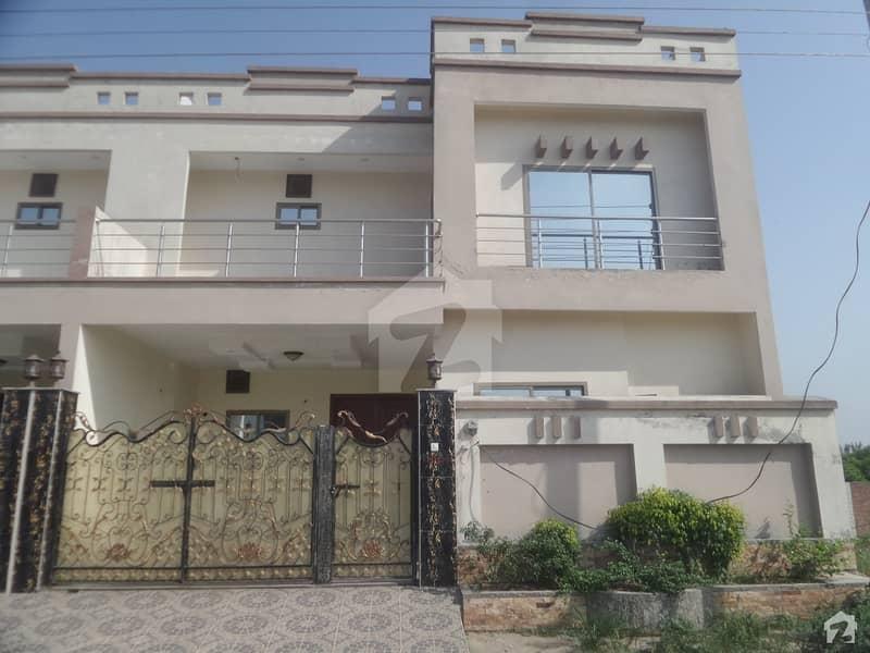 Well-Built House Available On Good Location Khayabane Manzoor Jarwala Road