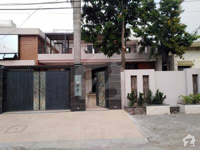 1 Kanal Double Storey Just Like Brand New House Is Available For Sale In M Block Of Model Town