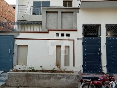 Double Story Beautiful House For Upper Portion Available For Rent At Faisal Colony Okara