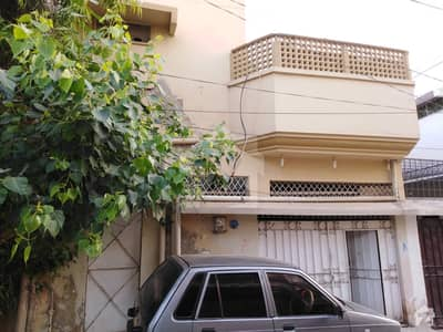 140 Sq Yard Double Storey Bungalow On Naseem Nagar Road