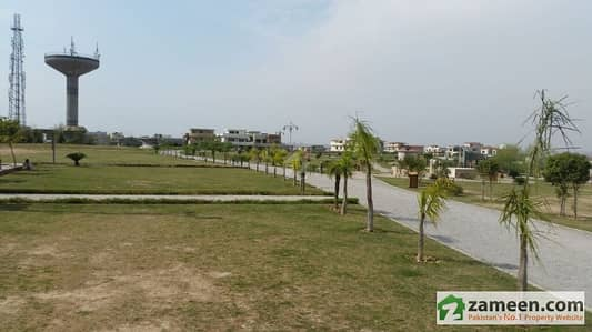 Fabulous Location 1 Kanal Plot For Sale In Sector K St#25