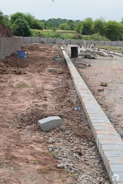 Islamabad Model Town Plot On Easy 2 Years Installment Plan For Sale