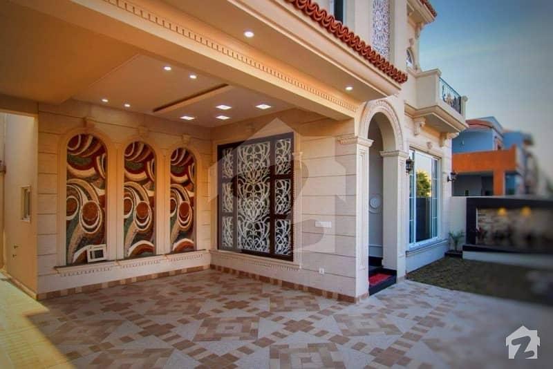 Eid Gift 100 Percent Owner Build Spanish 10 Marla Elegant House