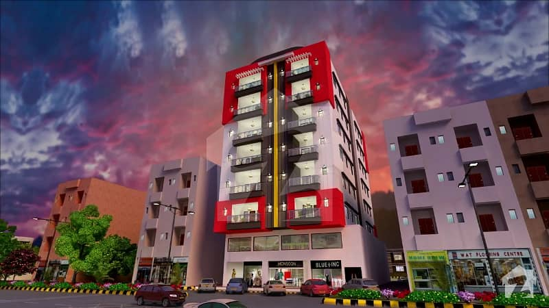 Most Luxurious Apartment Available In Al Fatah Pride GulistanEJauhar