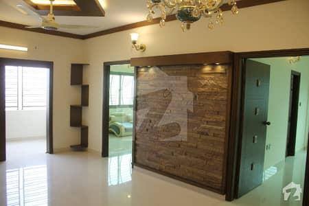 Brand New 3Bed DD Flat For Sale Main Shaheed E Millat Near Naheed Super Mart