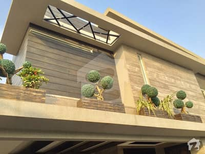Modern Design 1 Kanal Brand New Magnificent Bungalow For Rent Dha Phase 6