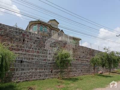 Urgent For Sale 5 Kanal Height-ed Location Farm House  In Sector C At Very Reasonable Price