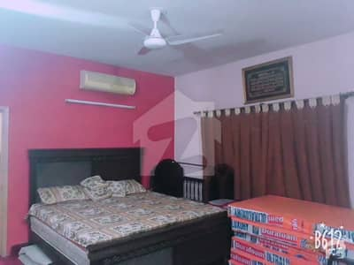 Iqbal Avenue Society Furnished One Bedroom With Attached Bathroom And Kitchen For Rent