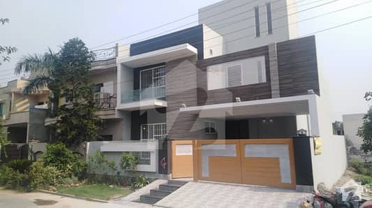 10 Marla Brand New House For Sale At Reasonable Price