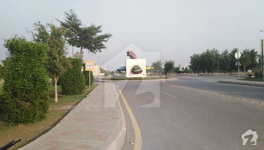 Hot Location Populated Area Sector D 8 Marla Plot 601 For Sale