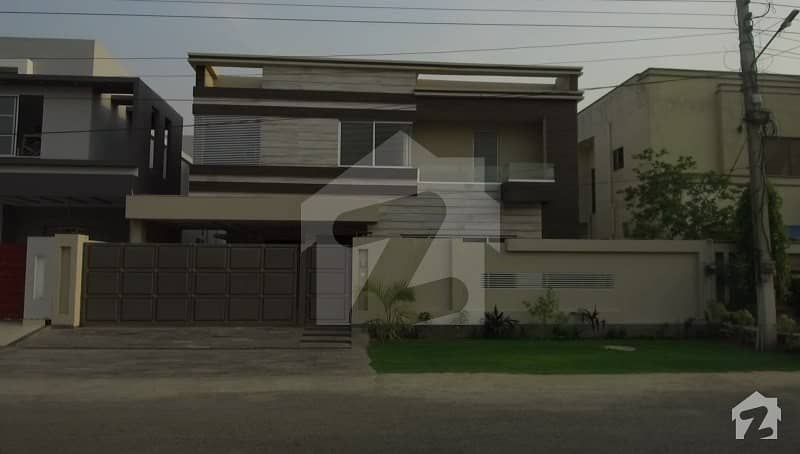 1 Kanal Brand New House For Sale In E Block Of State Life Phase 1