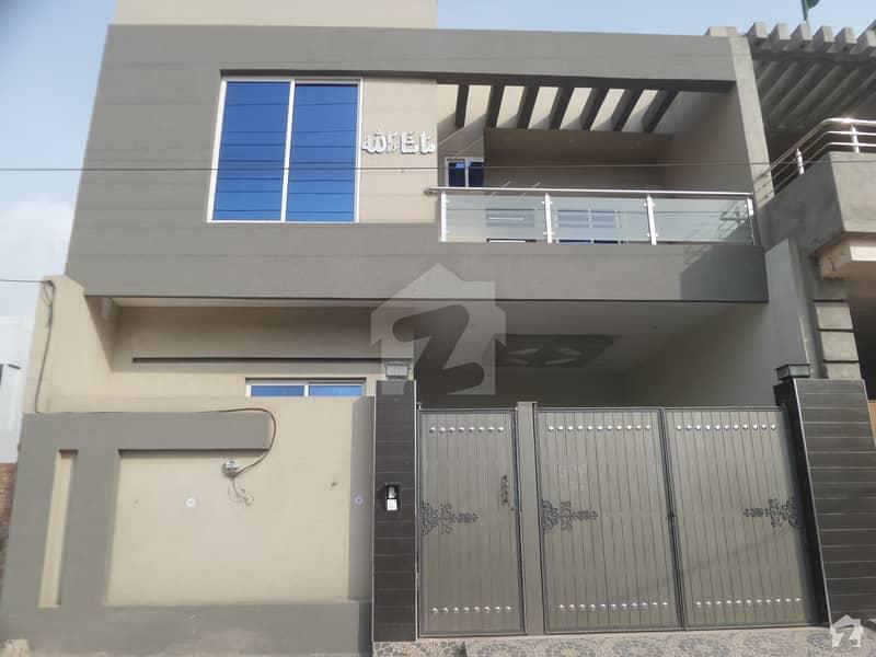 Well- Built House Available On  Good Location Heaven Villas Jarwala Road