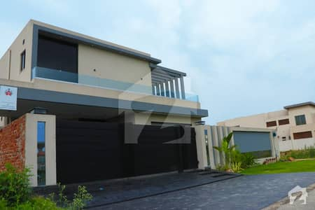 1 Kanal Brand New Full Furnished House For Sale In Dha Phase 6