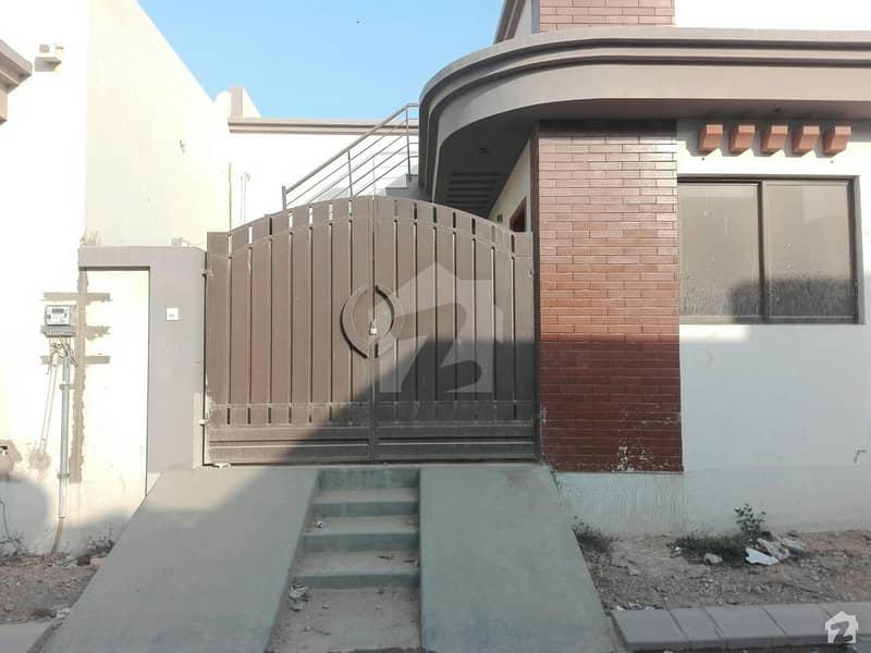 Single Storey House Available For Sale In Saima Arabian Villas Block G