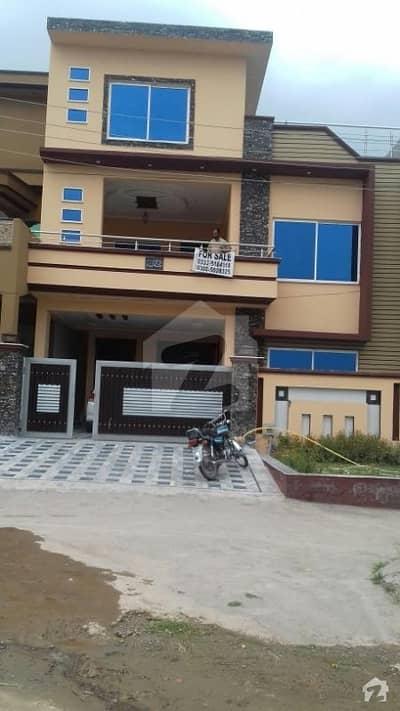 10 mrla bran new house in gulraiz for sale