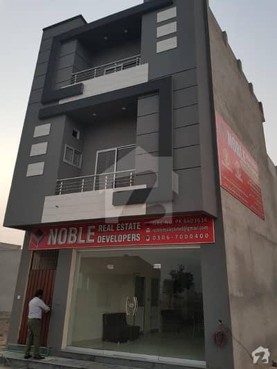 3 story brand new commercial building for sale