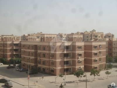 3rd Floor West Open Flat For Sale In Askari 5