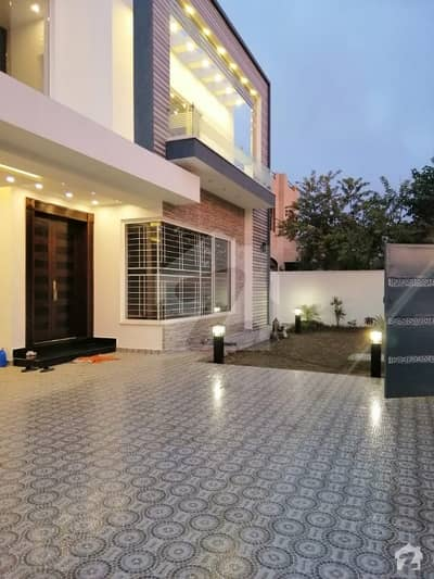 1 Kanal Luxury Brand New House For Sale In J Block Izmir Town Lahore