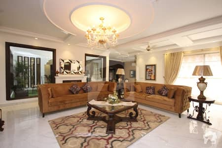 Leads Offers Kanal Exotic Design Bungalow For Sale  In Dha Lahore