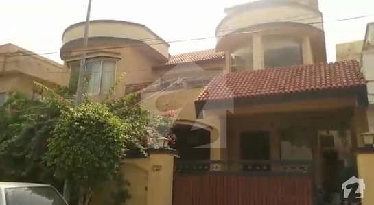 House Is Available For Sale In Dha 1 Islamabad