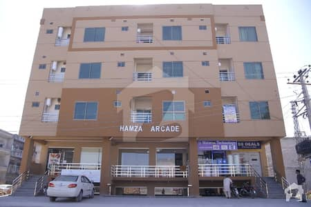 2 Bedroom Apartment Is Available For Sale In Hamza Arcade Ghauri Garden Islamabad
