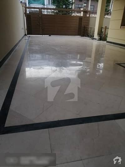 Ground Plus Basement Brand New House For Rent