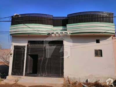 5 Marla Single Storey Home For Sale At Warsak Road