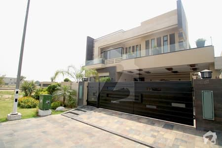 Leads Offers Kanal Designer Built Bungalow With All Branded Accessories Installed In DHA Lahore