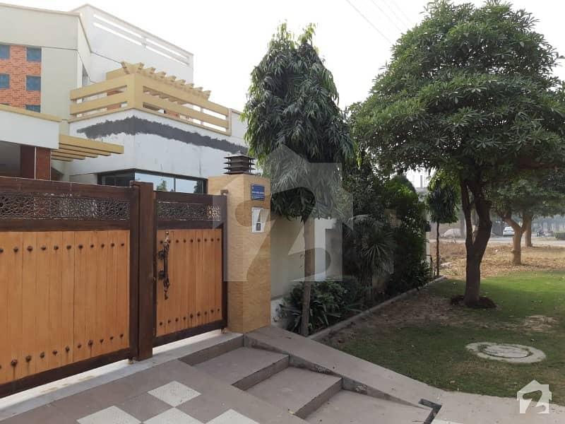 20 Marla Double Storey House For Sale In Wapda City
