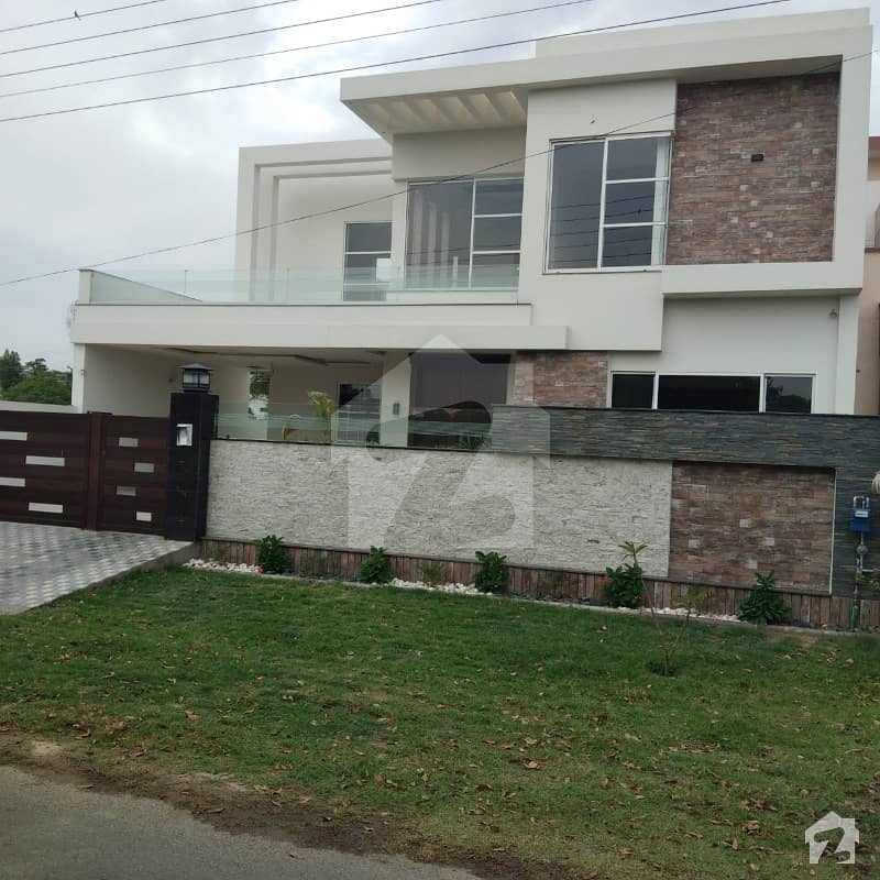 Brand New 20 Marla Double Storey House For Sale In Wapda City Block J