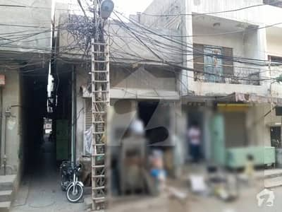 Ichhra Bazar 5 Marla House For Sale With Three Shops