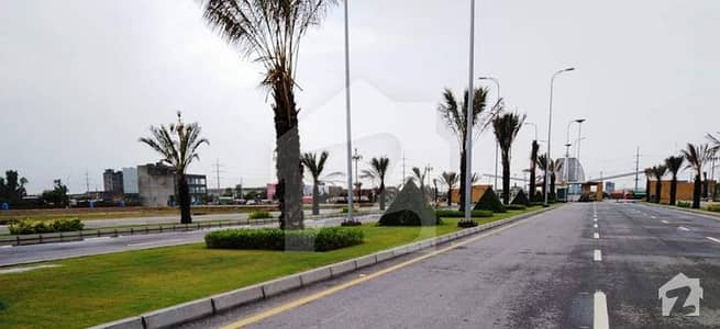 Super Hot Investment Deal of 5 Marla Plot for Sale in F Block Bahria Orchard Phase 1 Lahore