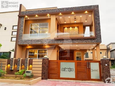 Amazing 10 Marla High Quality House For Sale In Bahria Town