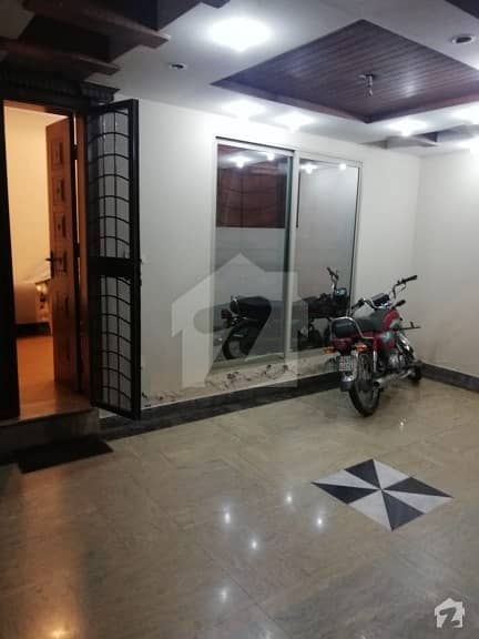 5 Marla Full Furnished Lower Portion Available In Bahria Town Lahore