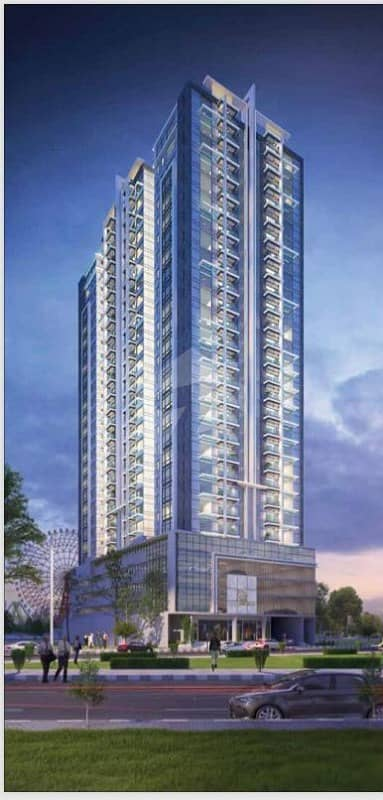 Luxurious Apartment For Sale Elite Residency