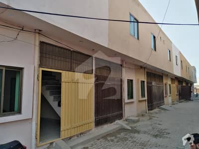 2 Marla Double Story House For Sale In Tayyab Town Harbanspura Road Hot Location