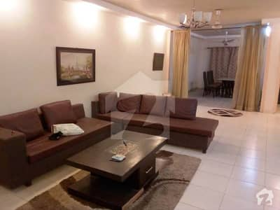 10 Marla Apartment FULLY FURNISHED Short and Long Term