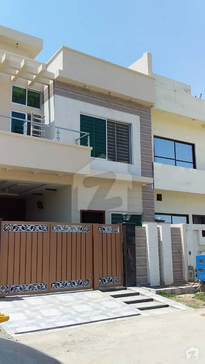 5 Marla Brand New Beautiful House Is Available For Sale In Block M7 Block B