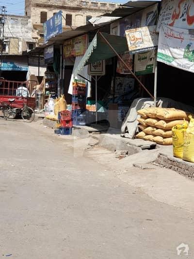 Ghalla Mandi Jaranwala 450 Sq Ft Shop For Sale