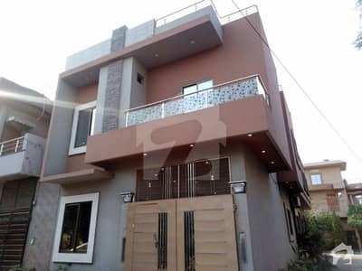 4. 5 Marla Brand New Corner House Is Available For Sale In Lahore Medical Housing Society