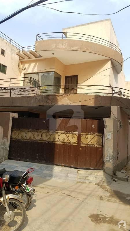 7 Marla Corner House For Sale Iqbal Park Cantt