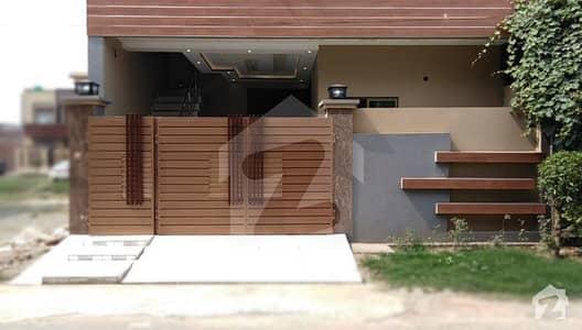5 Marla Brand New House For Sale In J Block Phase 2 Al Rehman Garden