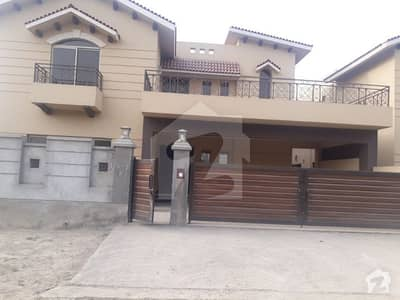 1 kanal Brand New Brig House on Prime Location with Lawn on Front and Back Side in Sector F Askari 10 Lahore Cantt