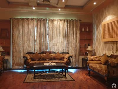 2 Kanal Very Hot Location Near Pia Main Boulevard Solid Construction House For Sale