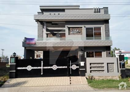 10 Marla Double Storey House For Sale At Prime Location