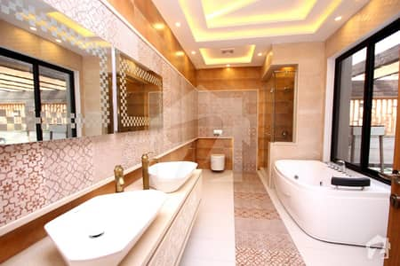 Phase 6 - One Kanal Brand New Beautiful Designer House For Sale