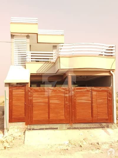 5 Marla newly built house in zone 3 for rent