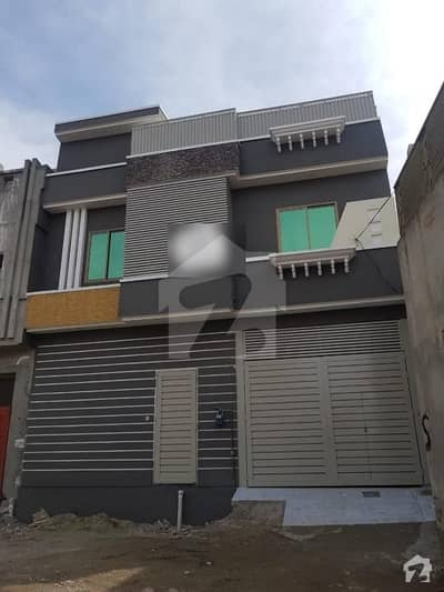 5 Marla Brand New House Abdali Street Town Back Side
