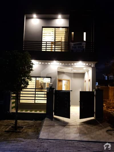 DREAM GARDENS LAHORE PH1 BLOCK B 35 MARLA BRAND NEW EXCELLENT CONSTRUCTED HOUSE FOR SALE